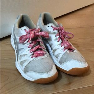 ASICS gel volleyball shoes